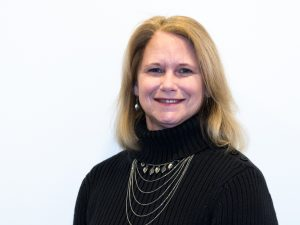 Cheryl Denneny, office manager